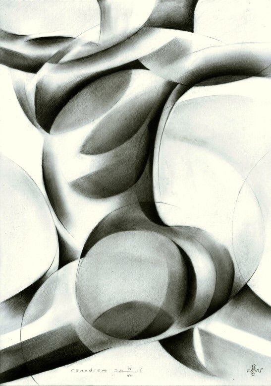 Roundism - 01-07-16 (sold) Grap - corneakkers   ello