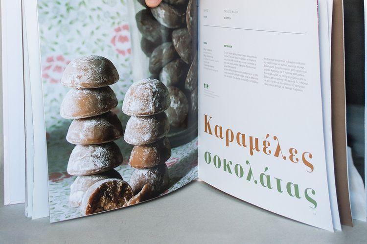 editorial design_choco book - lillian - __lillian | ello