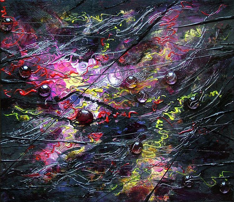 Black Lines 32 28 3 cm cardboar - artizmoksa | ello