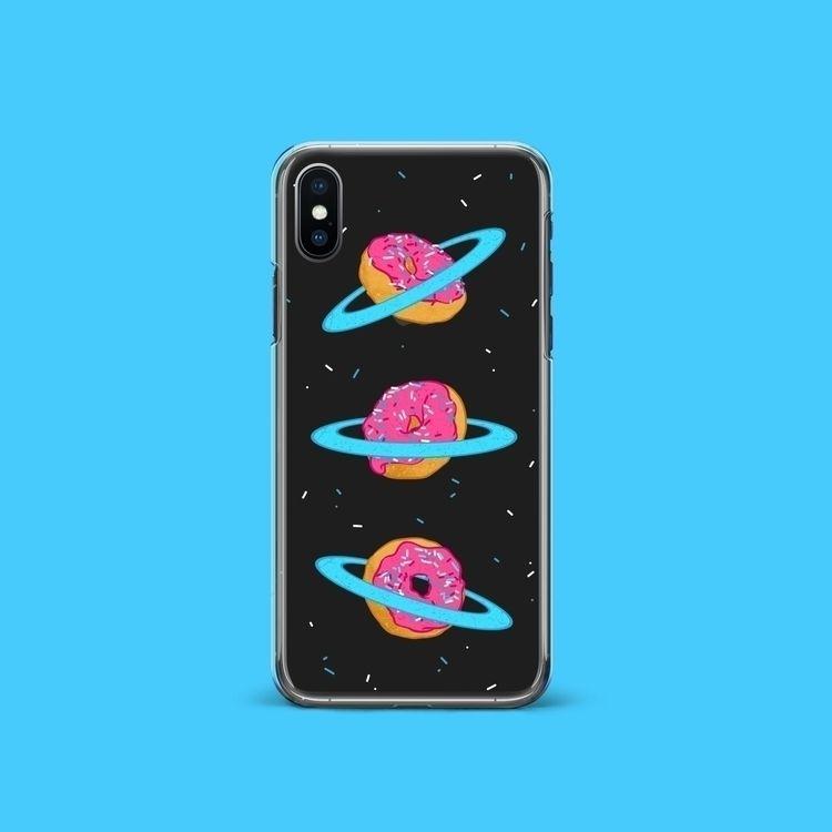 iPhone cases Sugar rings Saturn - zen4 | ello