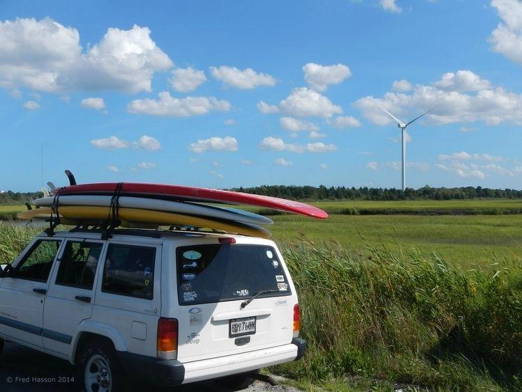 north, Summer - surf, Atlantic, surfsafari - fredhasson   ello