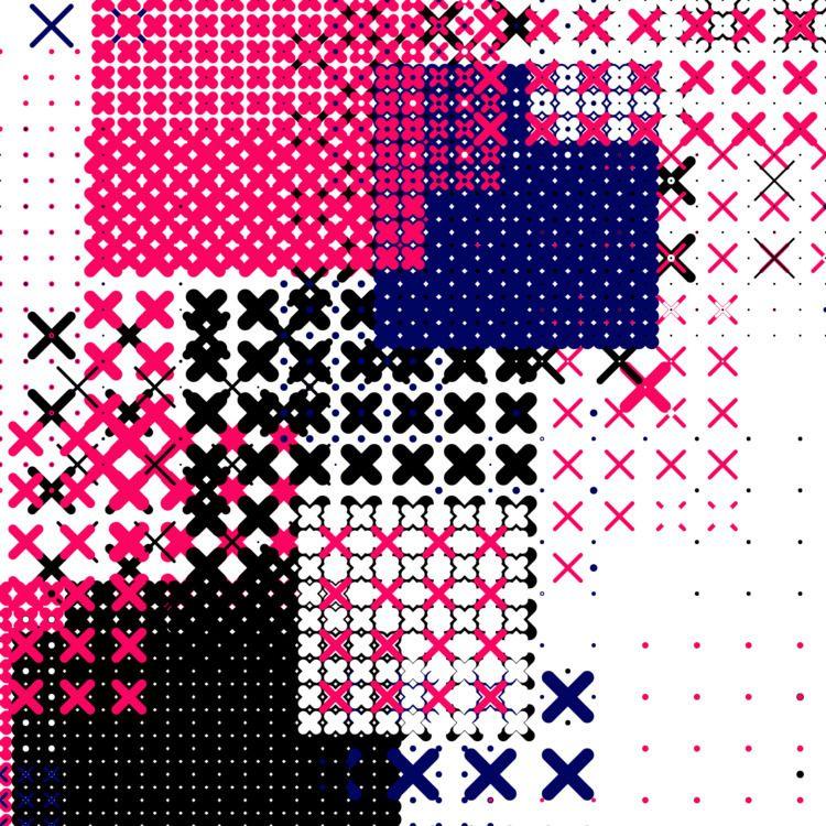 Geometric Shapes / 180310 - processing - sasj   ello