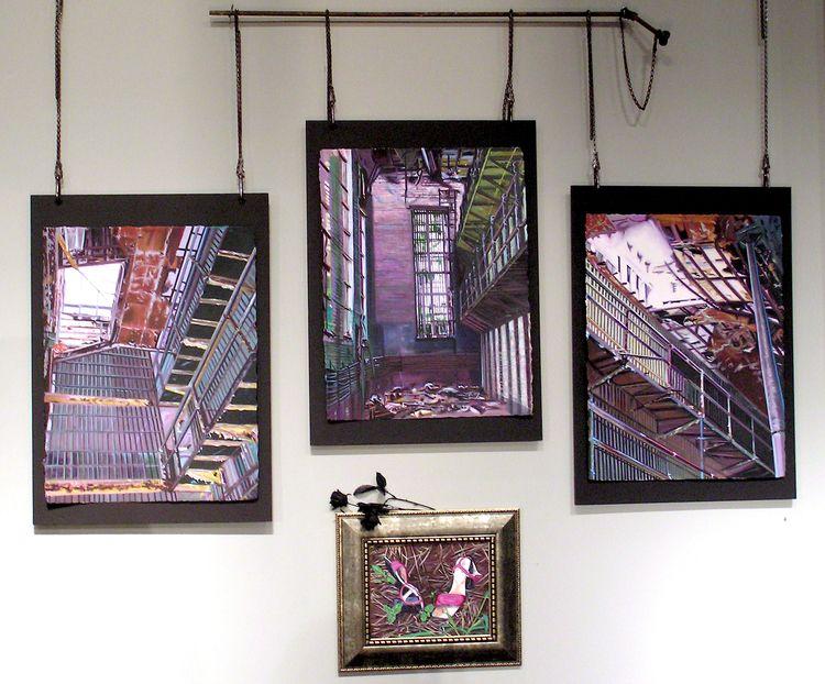 CATHEDRAL Installation Consider - mijares | ello