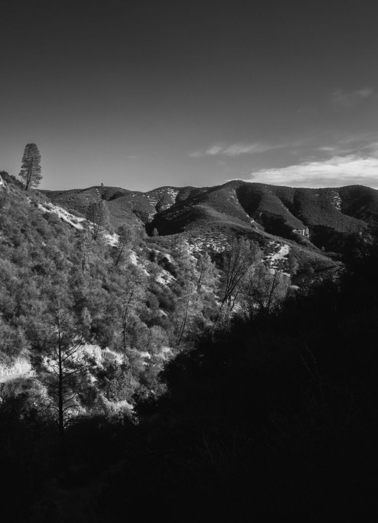 Pinnacles National Park - BlackAndWhite - aaronvizzini | ello