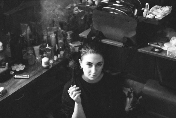 Anna - analog, film, 35mm, photography - tatao | ello