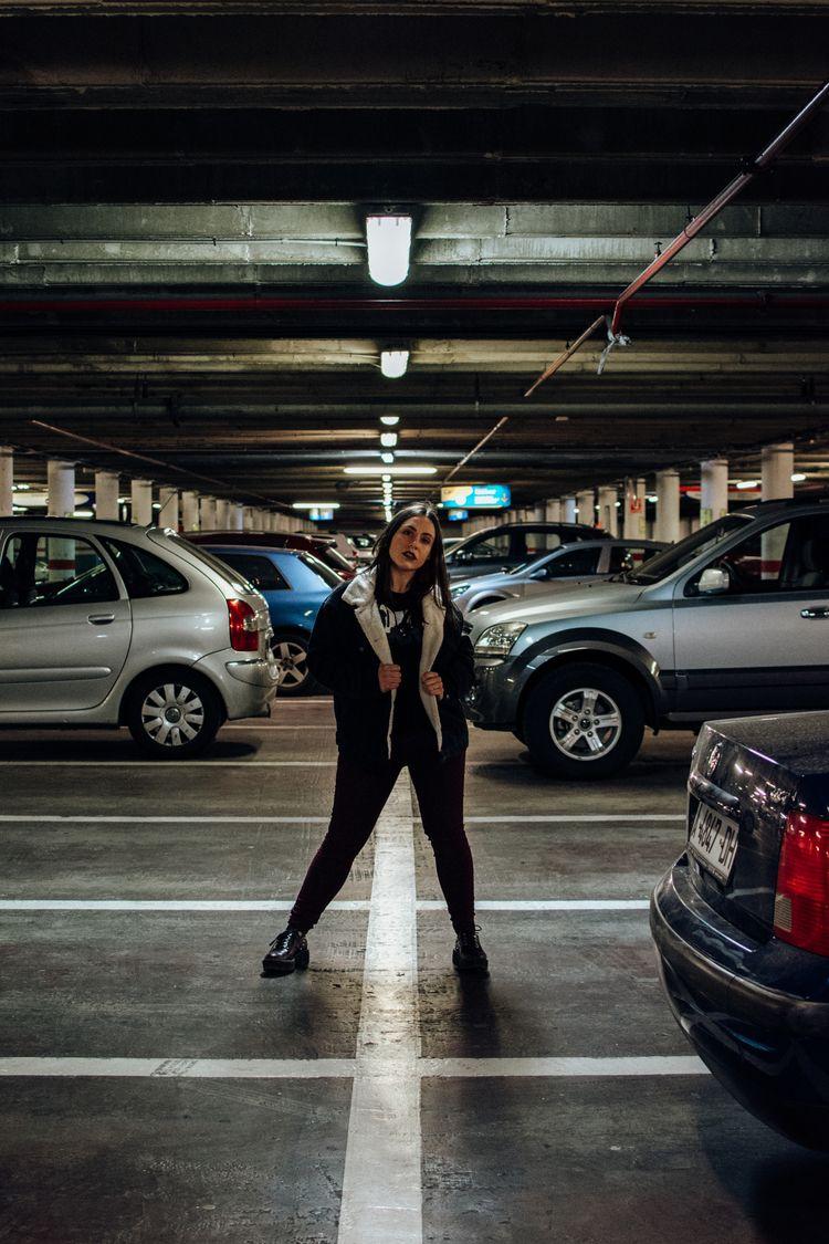Parking - parking, garaje, coche - marzoyagosto | ello