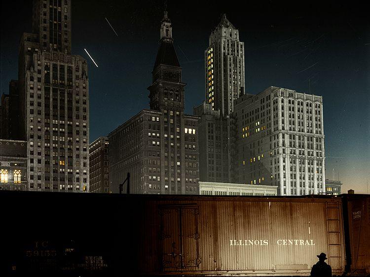 1943 Chicago. Special agent mak - marie_lou_chatel | ello