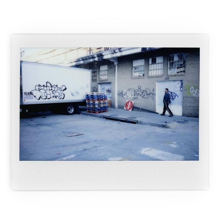 unrest - instax, filmisnotdead, analog - tatebot | ello