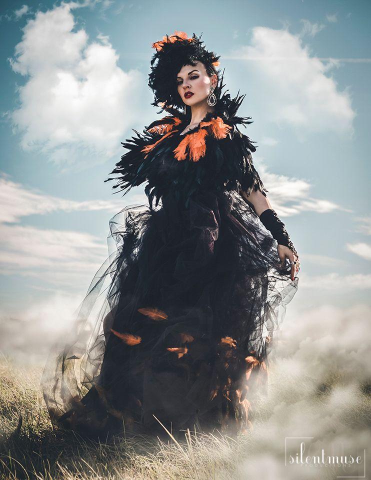 fashion, feathers, conceptual - arkinologist | ello