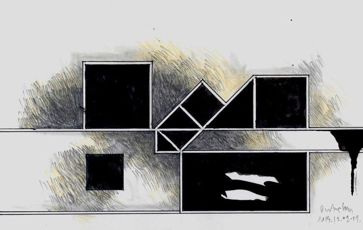 city black squares December 09 - istvanocztos | ello