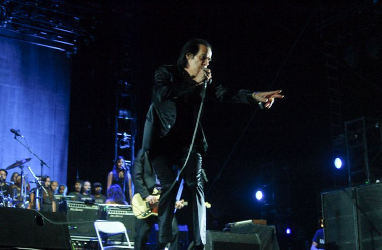 Nick Cave Announces Unique Tour - mxdwn | ello