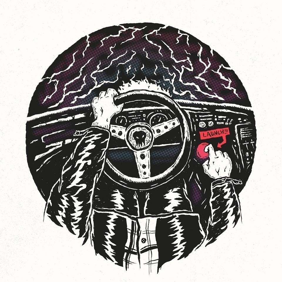 Launch - illustration - _oco | ello