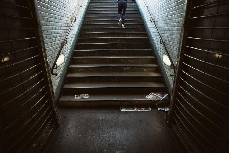 Entrance Paris Metro Station - paris - williamself | ello