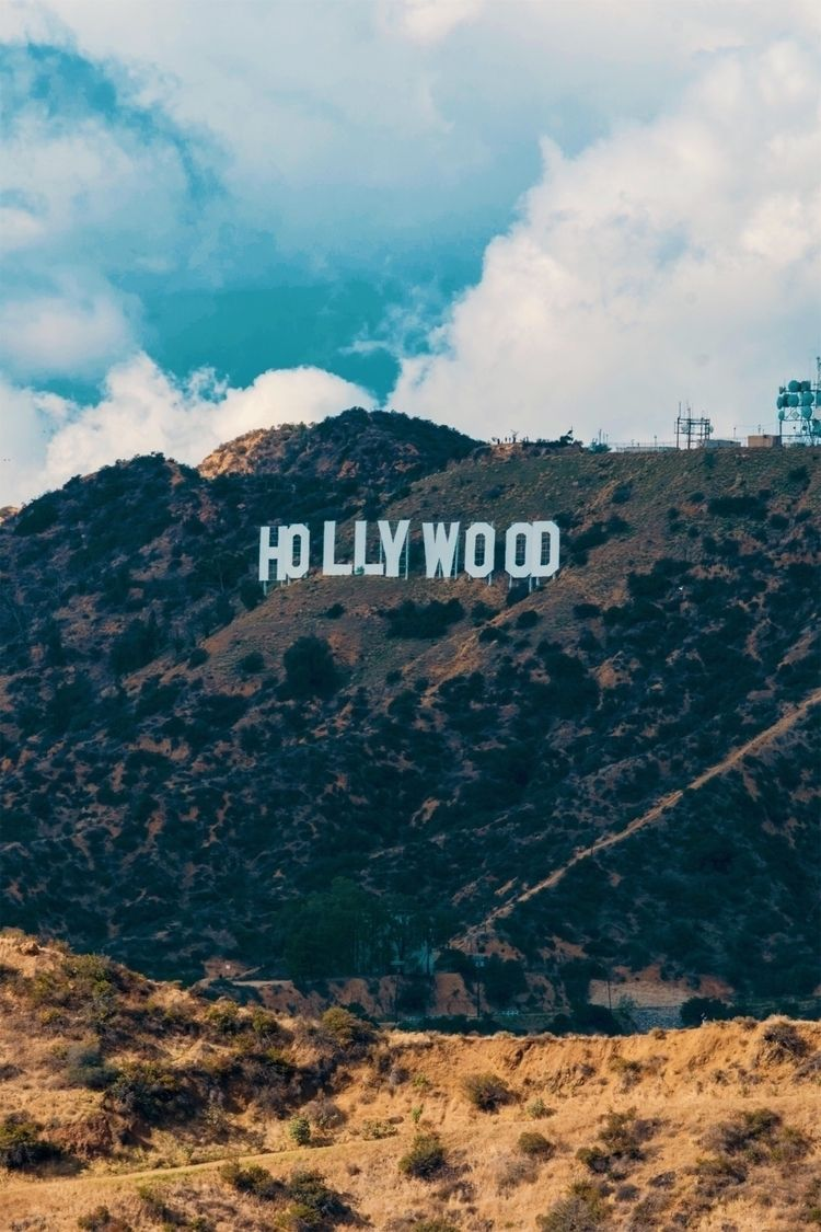 Hollywood sign - California, losangeles - zaffuto234 | ello
