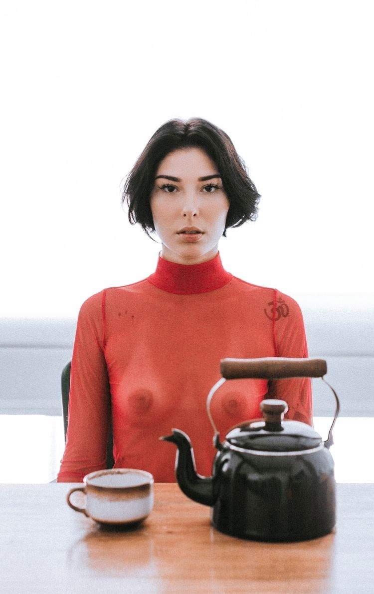 TEA - portrait, editorial, fashion - barbsmedeiros | ello