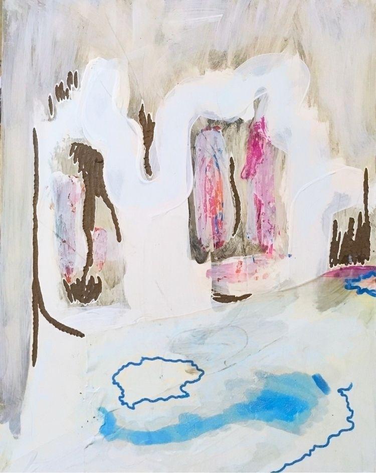 .20 min  - art, artist, painting - sabrina_hucht | ello