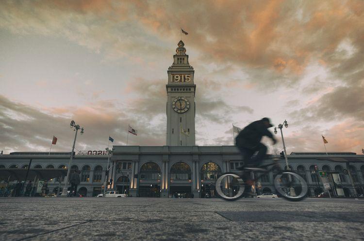 Ferry Terminal, San Francisco - sanfrancisco - williamself | ello