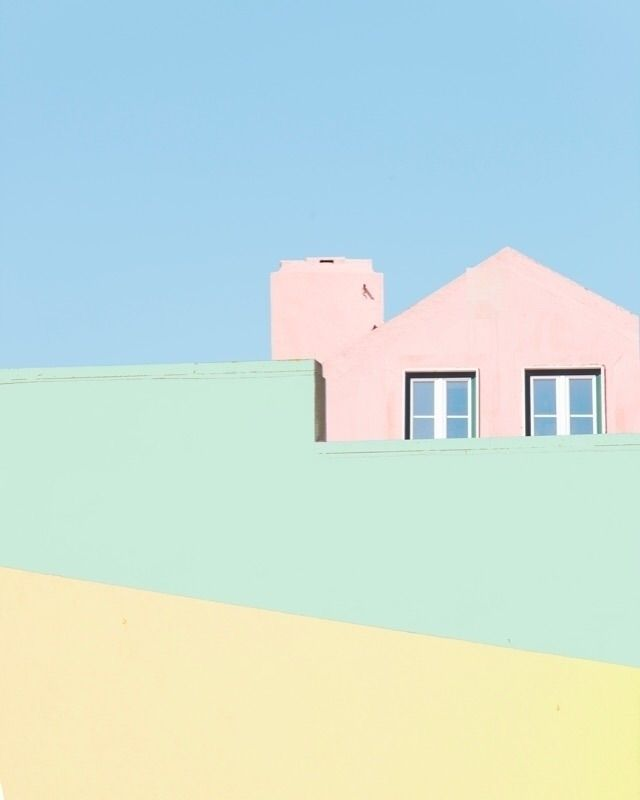 art, architecture, colorful - matthieuvenot | ello