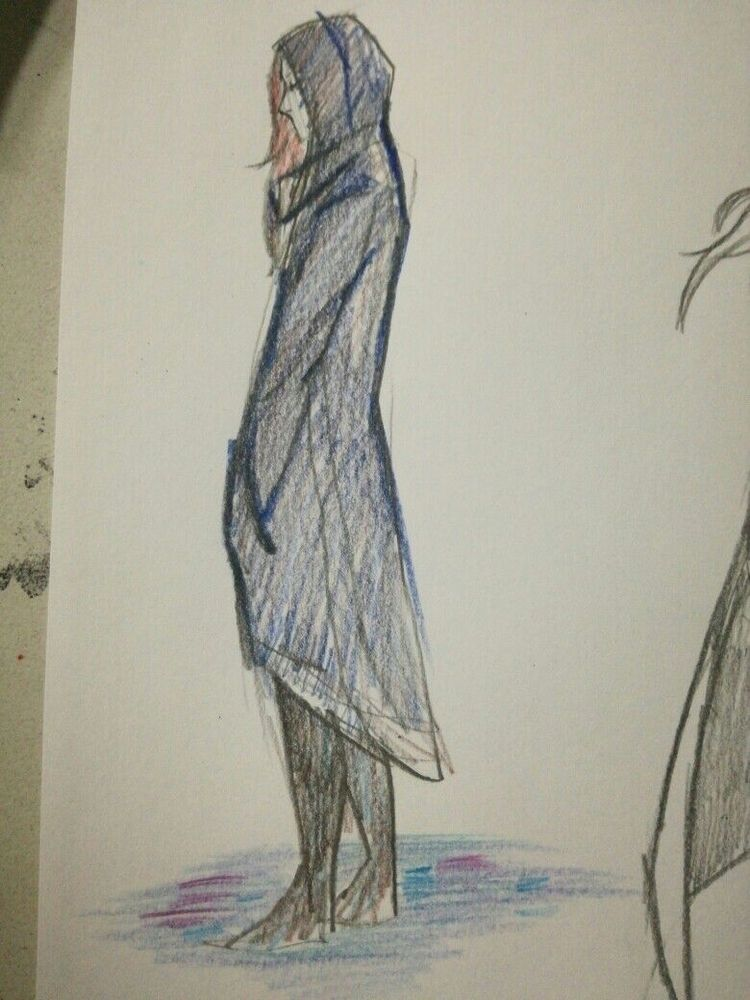 Awesome color sketch conceptart - vaporcatstudio | ello