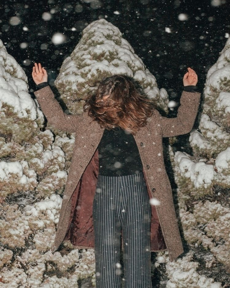 Snow days - fashion, snow, winter - dillontyler | ello