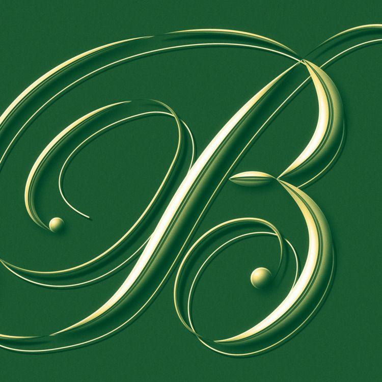 art, typography, type, font, letters - brunobua | ello