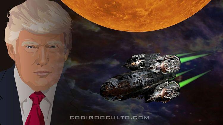 Trump propone crear una Fuerza  - codigooculto | ello