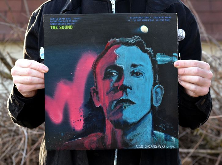 added couple live paintings RJD - schreince | ello