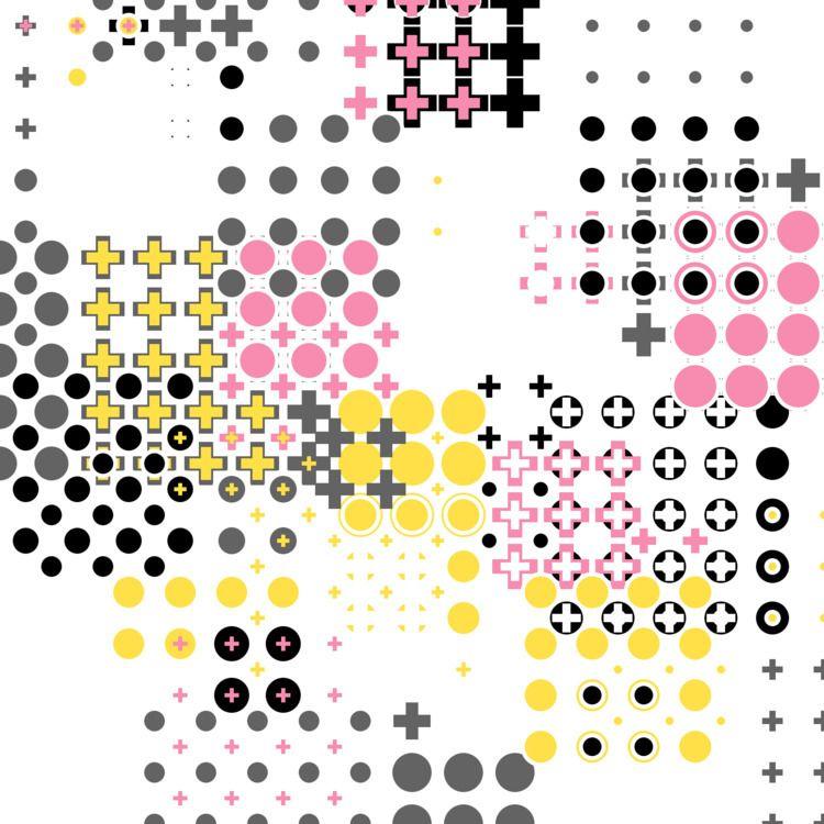 Geometric Shapes / 180314 - processing - sasj   ello