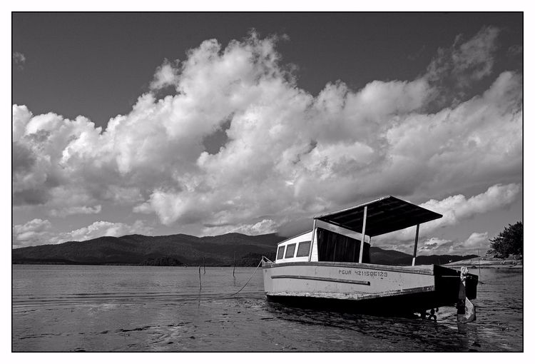 Barco - boat, barco, antonina, seascape - jsuassuna   ello