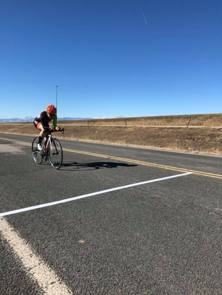Race Report: Frostbite Time Tri - jdmcwhirt | ello