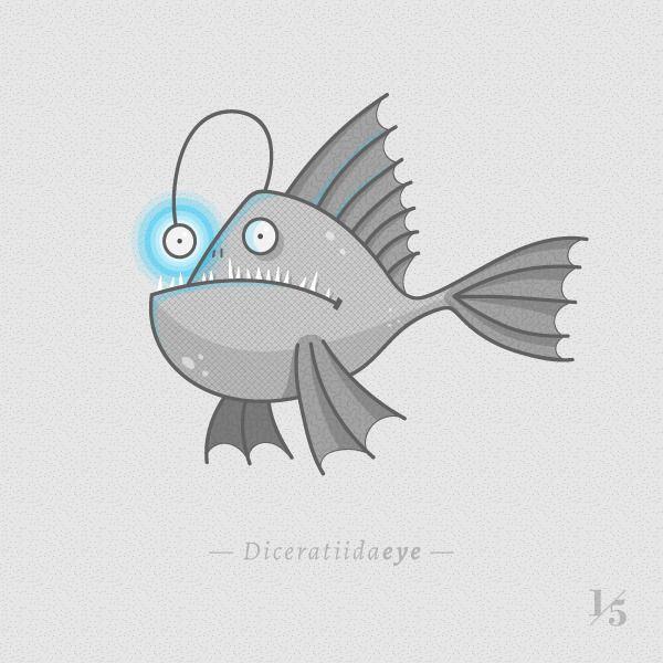 Diceratiidaeye - diceratiidae, eye - un_quinto | ello