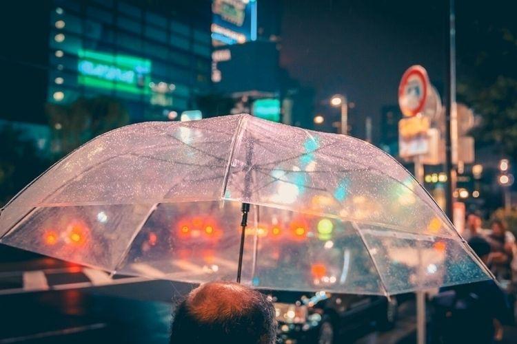 Rain, rain, today, tomorrow  - tokyo - fokality | ello