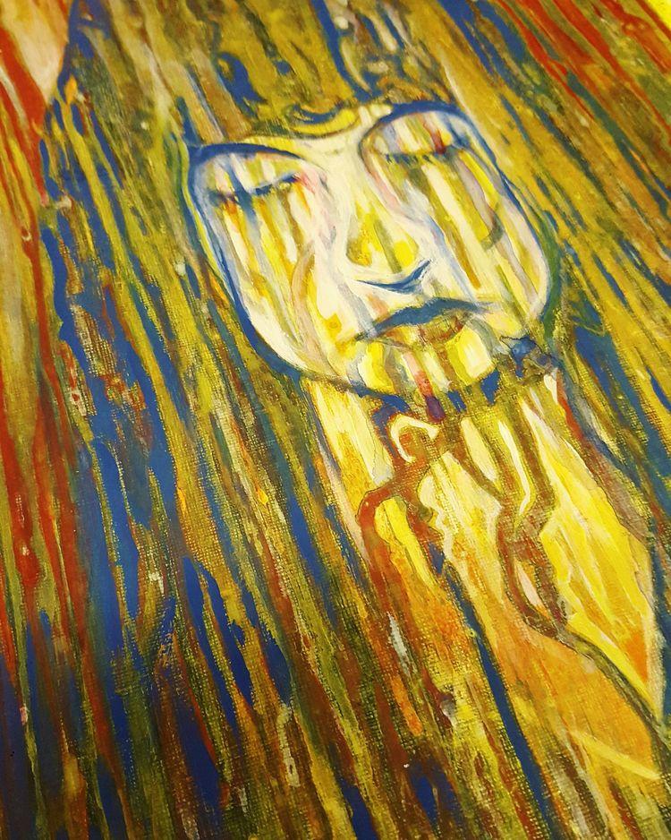 artistonello, acryliconpaper - matt_stenson | ello
