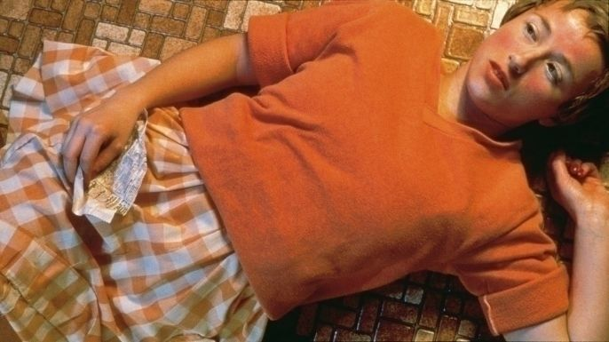 "- cindy sherman ""untitled (1981 - bluevertical 