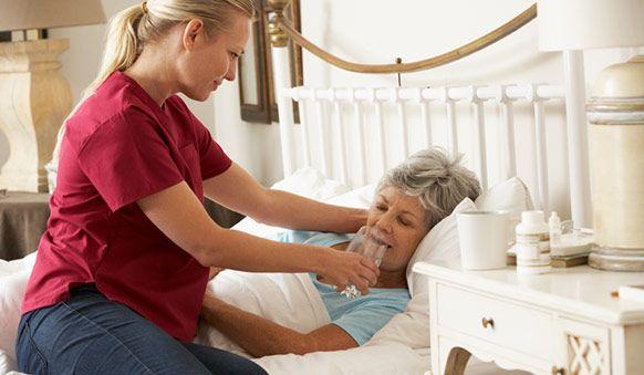 Finding live care agencies elde - violetcare | ello