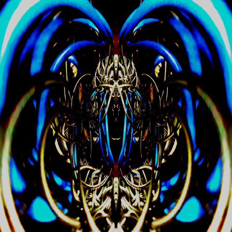 [ANDROID MAGNIFIED SPERMALINE]  - thaumaturge14 | ello