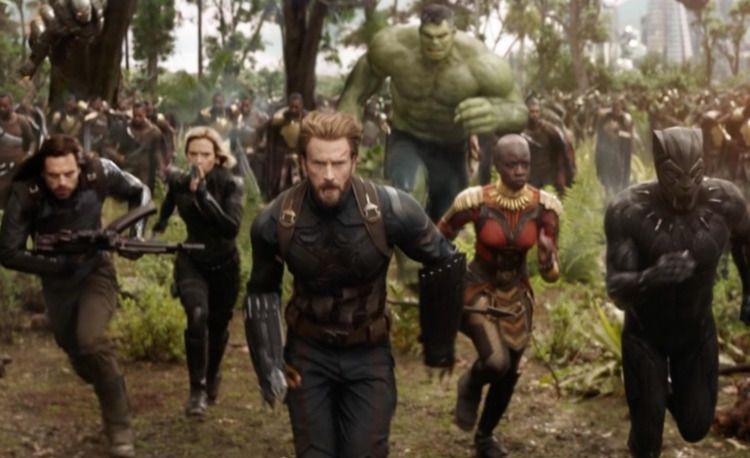 BREAKING NEWS: 'Avengers: Infin - mxdwn | ello