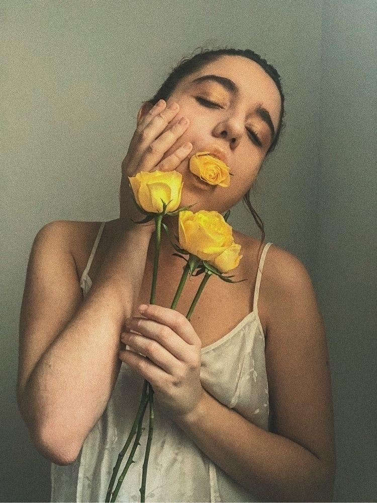 portrait, photography, exposure - mireiastones   ello