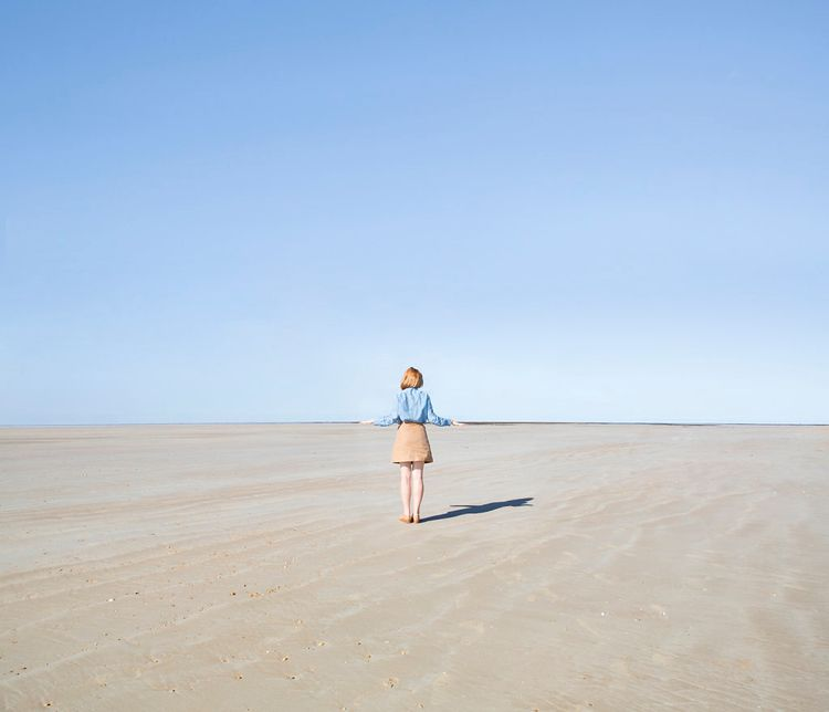 sea series Maia Flore - photography - inag | ello