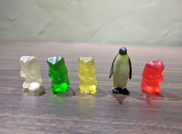penguin, gummy - takwish   ello