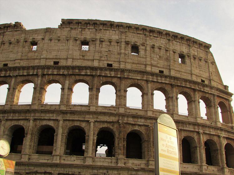 Coliseum, Rome, Gladiators - vicmk   ello