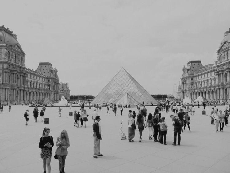 2014 - paris, photography, blackandwhite - lingayi | ello