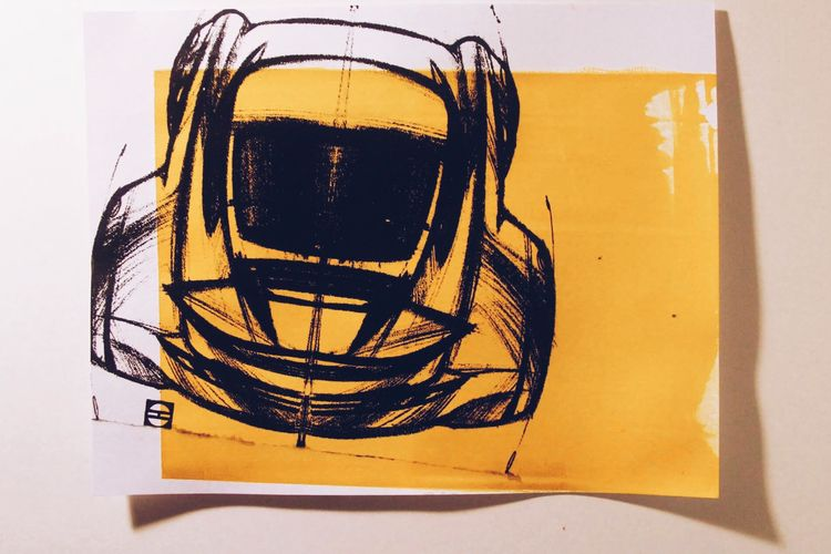 The Art of Porsche