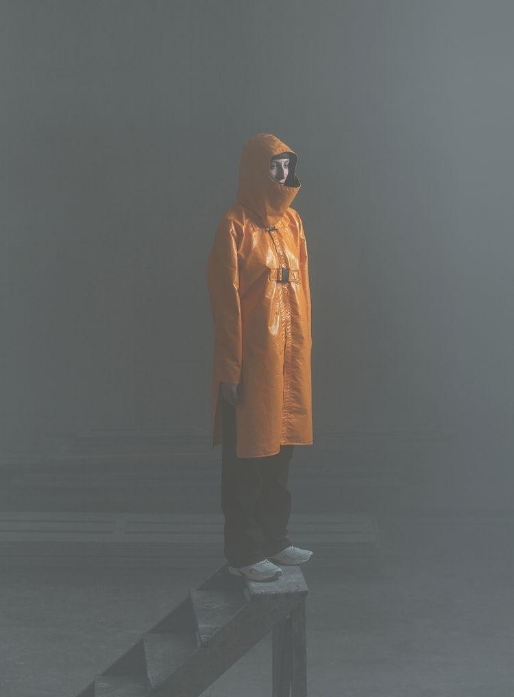 Polluted - fashion, enviroment - marekwurfl | ello