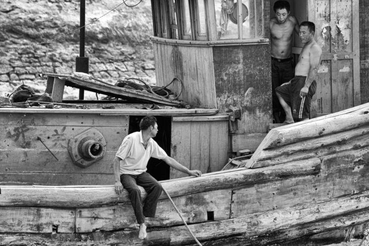 China, boat, sailor, marine, Qingdao - phildub | ello
