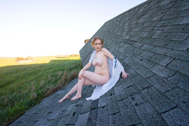 nsfw, public, nude, naked, topless - heycalvin | ello