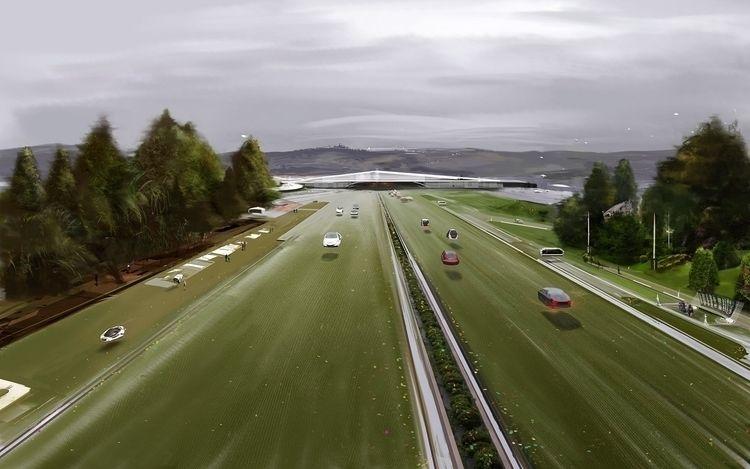 Green Road - digitalpainting, conceptart - gonzalogolpe | ello