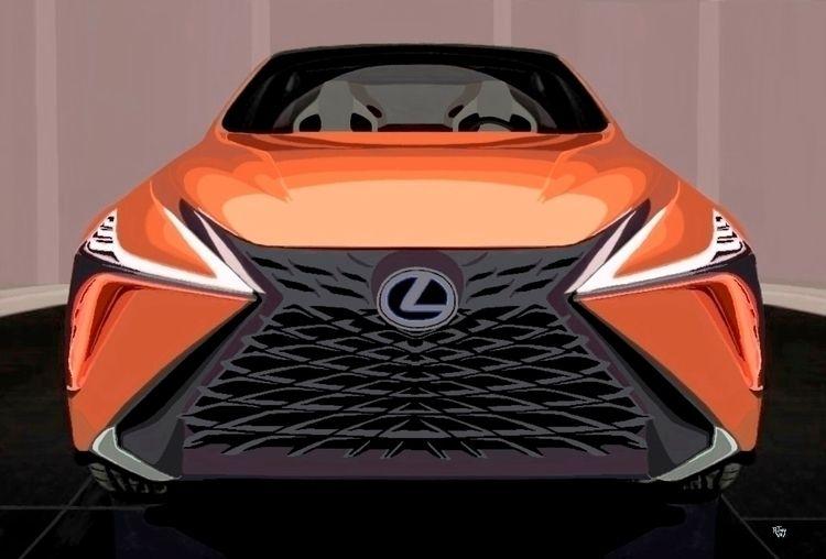 2018 Auto Show Perfection Lexus - rjayslais | ello