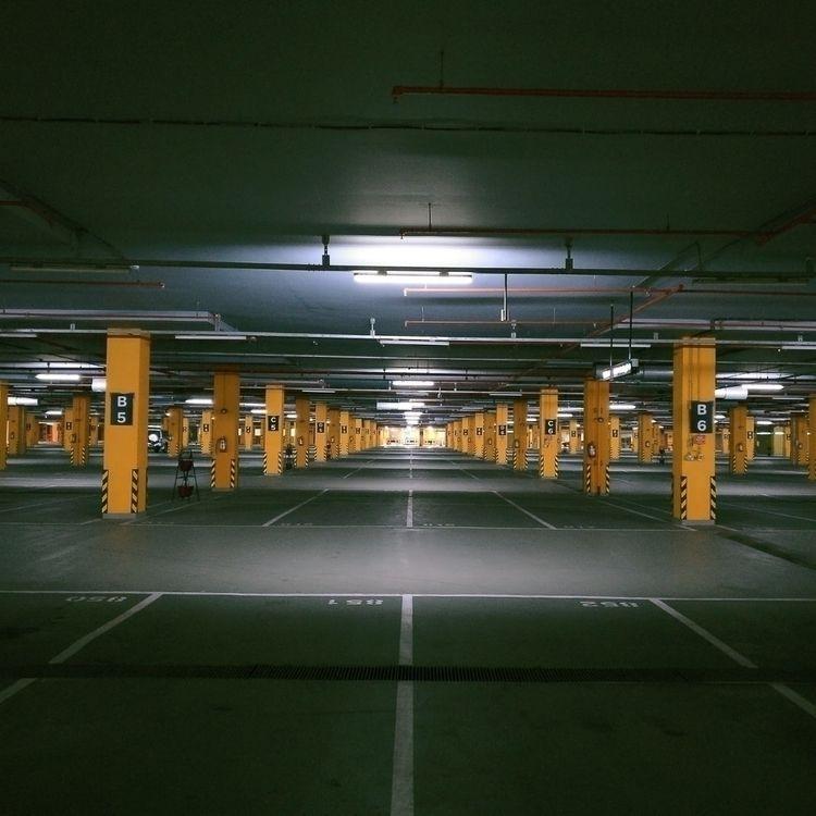 Empty car park - Architecture, Mumbai - paddyc29 | ello