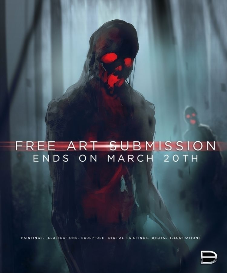 artist creates amazing dark art - darkbeautymag | ello